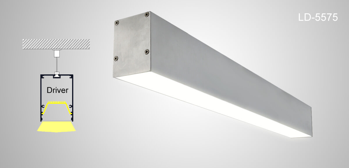 Ld 5575 Led Linear Lighting System Bengi