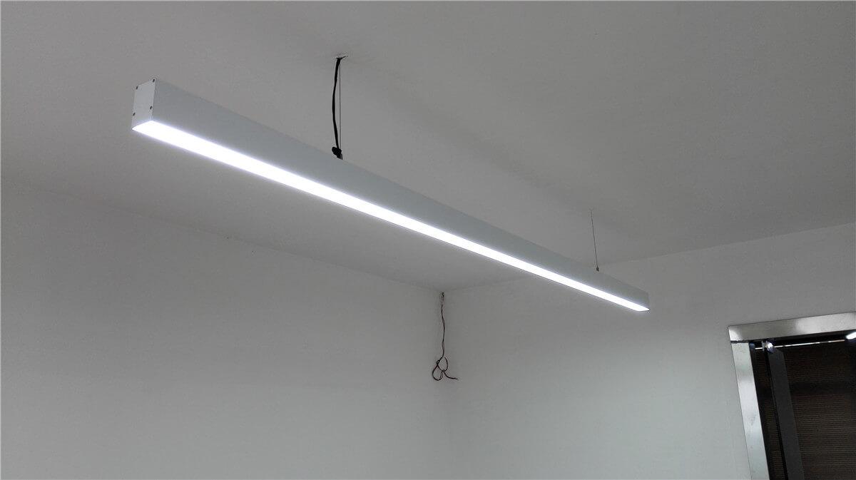 Преимущество светодиодных линейных светильников