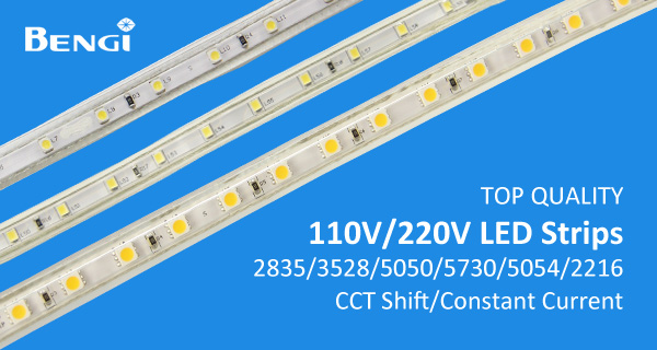 High Voltage Led Strip